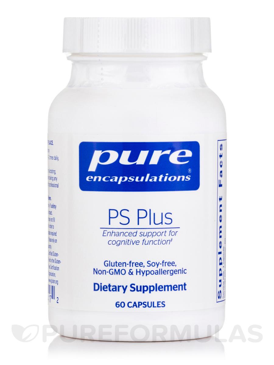 PS Plus - 60 Capsules
