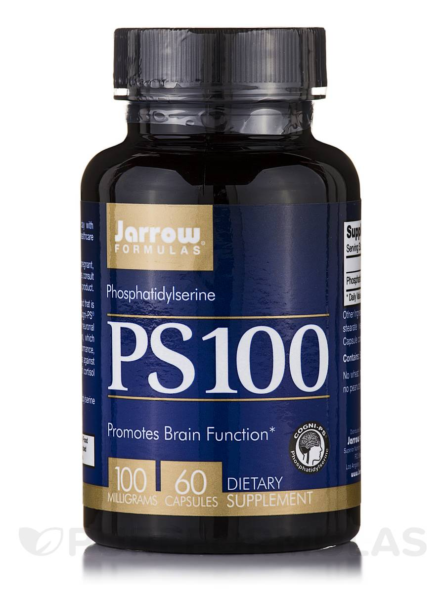 PS 100 mg - 60 Capsules