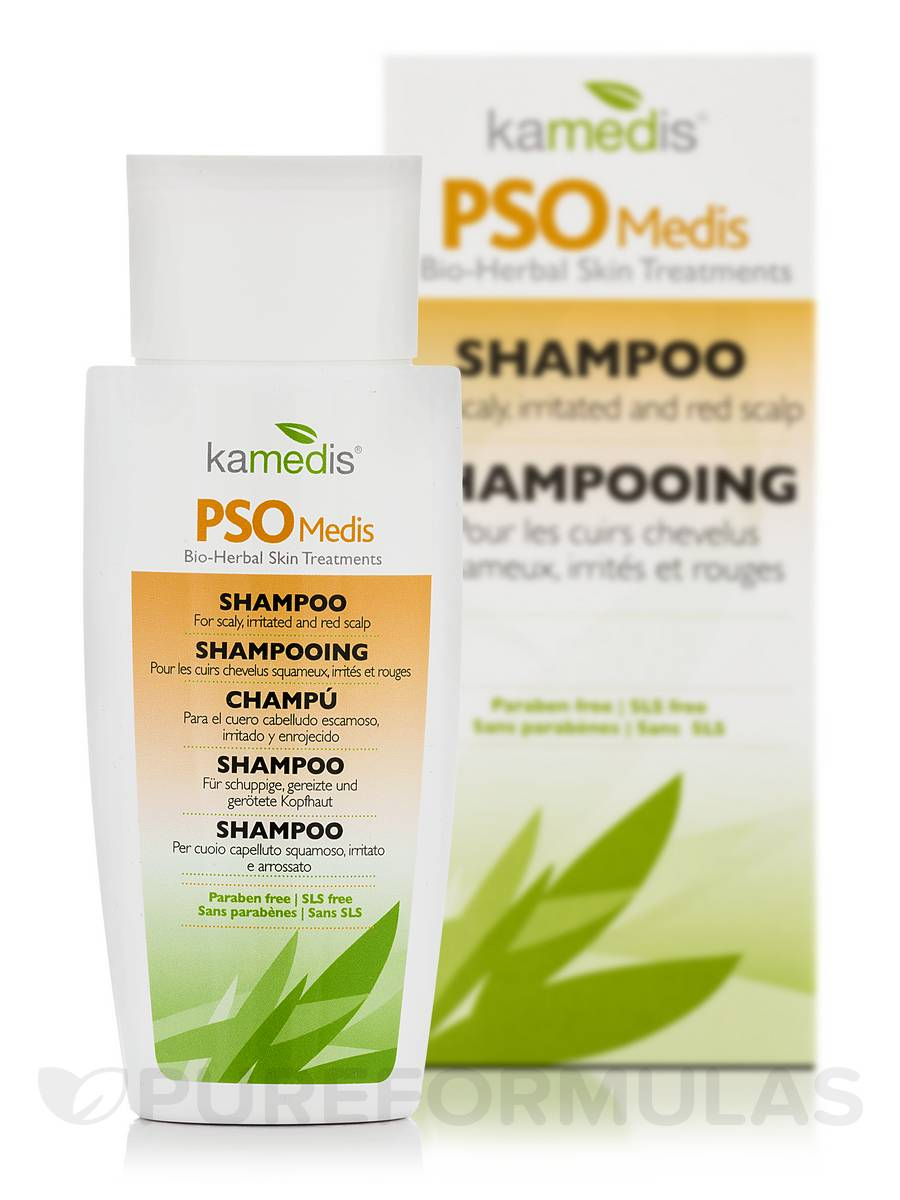 Pso Medis Shampoo - 6.8 oz (200 ml)