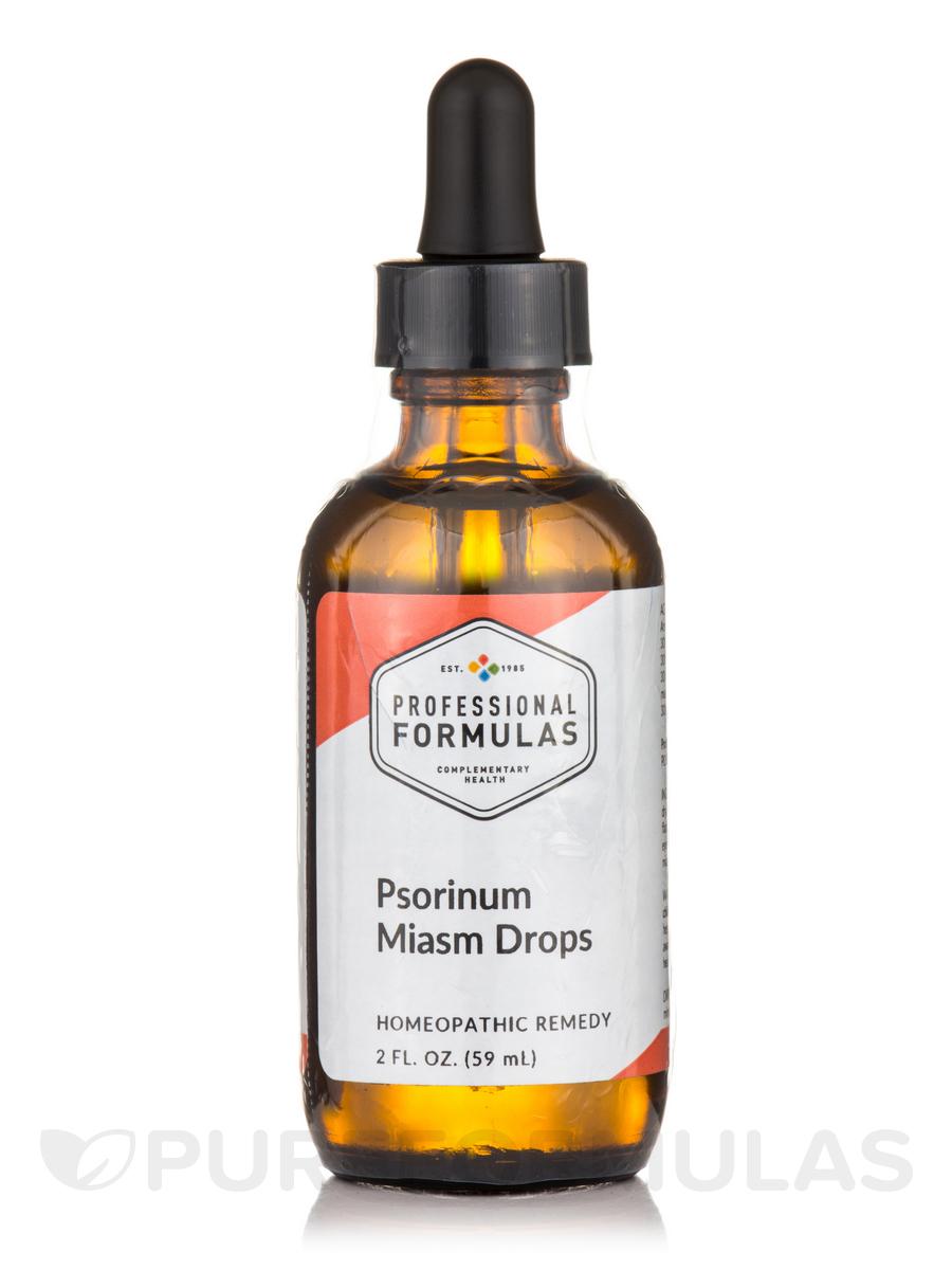 Psorinum Miasm Formula - 2 fl. oz (60 ml)
