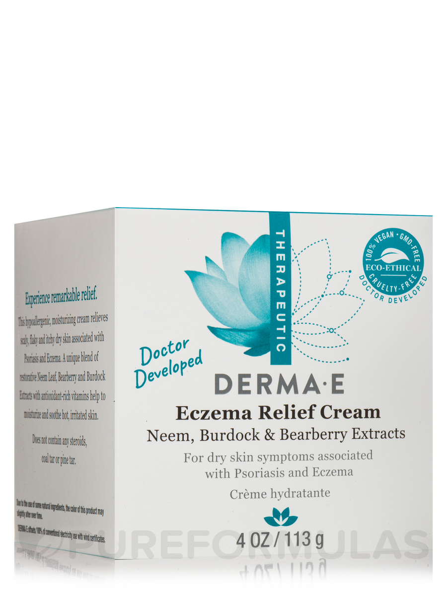 Psorzema® Cream - 4 oz (113 Grams)