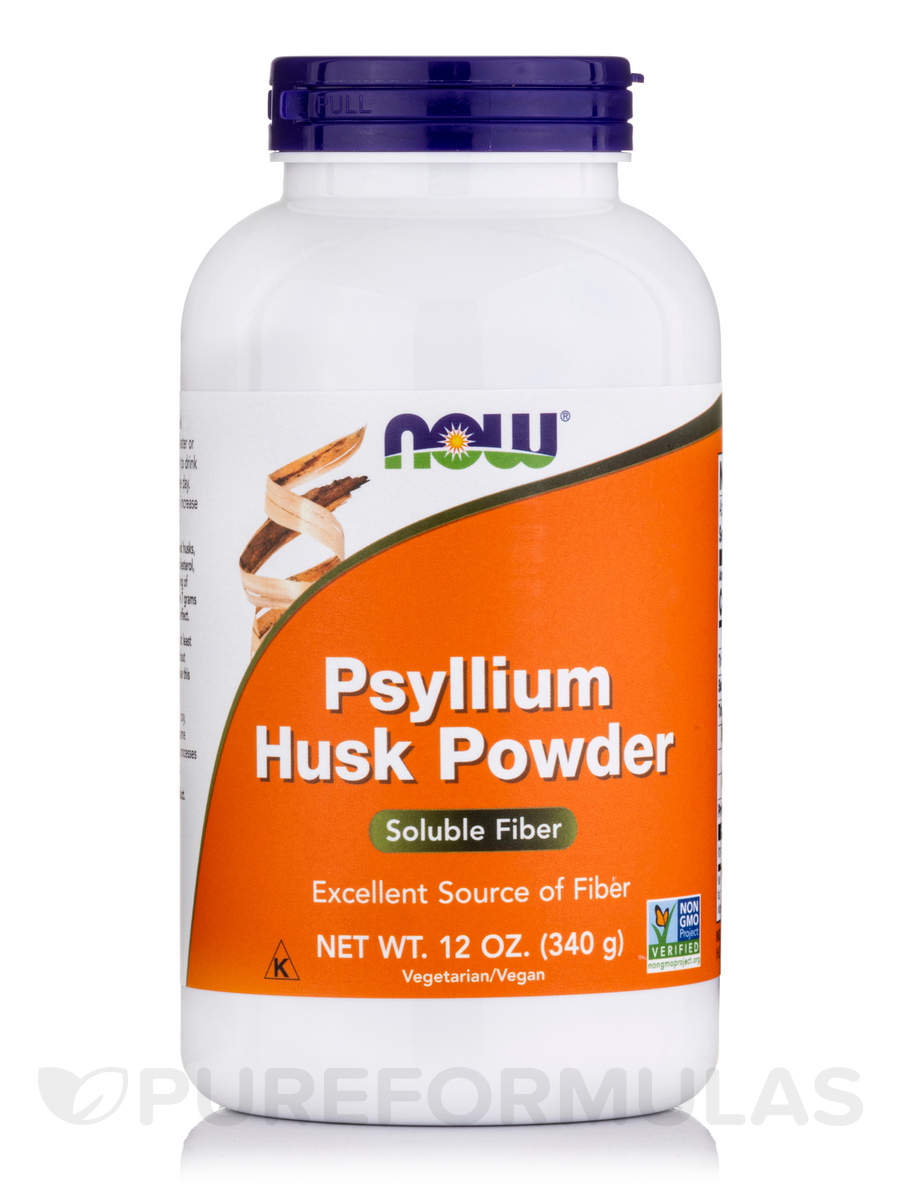 Psyllium Husk Powder - 12 oz