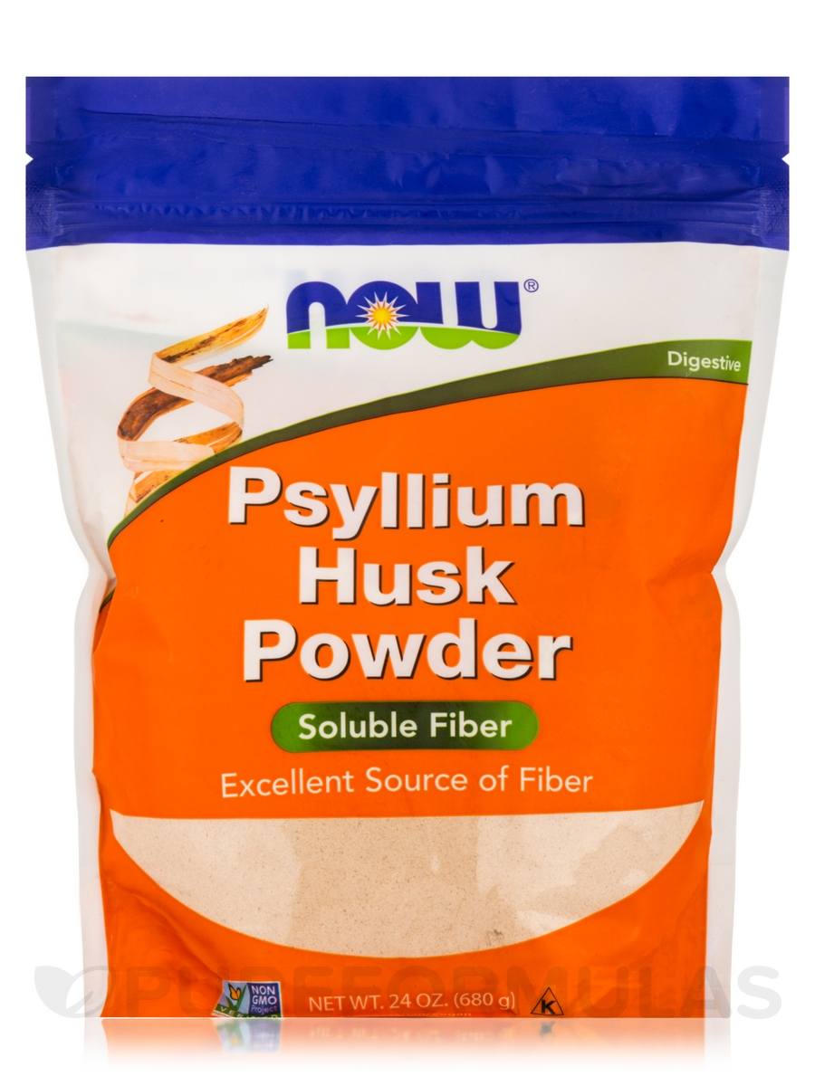 Psyllium Husk Powder - 24 oz