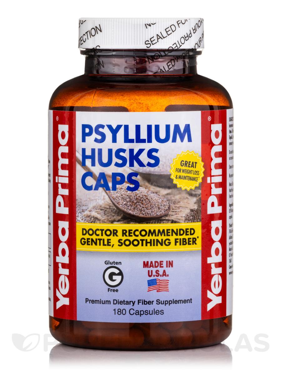 Fabulous Psyllium Husks Caps 180 Capsules Spiritservingveterans Wood Chair Design Ideas Spiritservingveteransorg