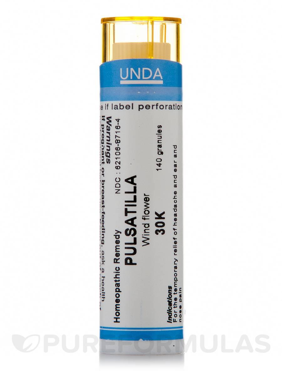 Pulsatilla 30K - 140 Granules (5.5g)