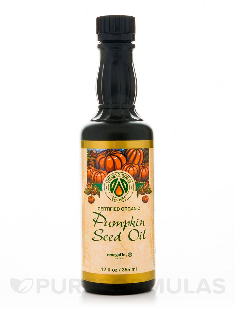 Pumpkin Seed Oil - 12 fl. oz (355 ml)