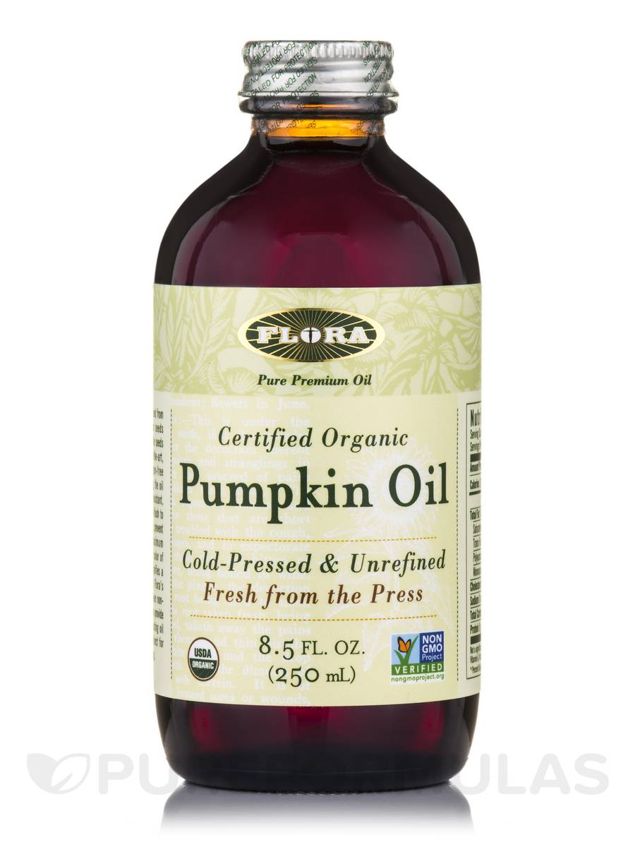 Pumpkin Oil - 8.5 fl. oz (250 ml)