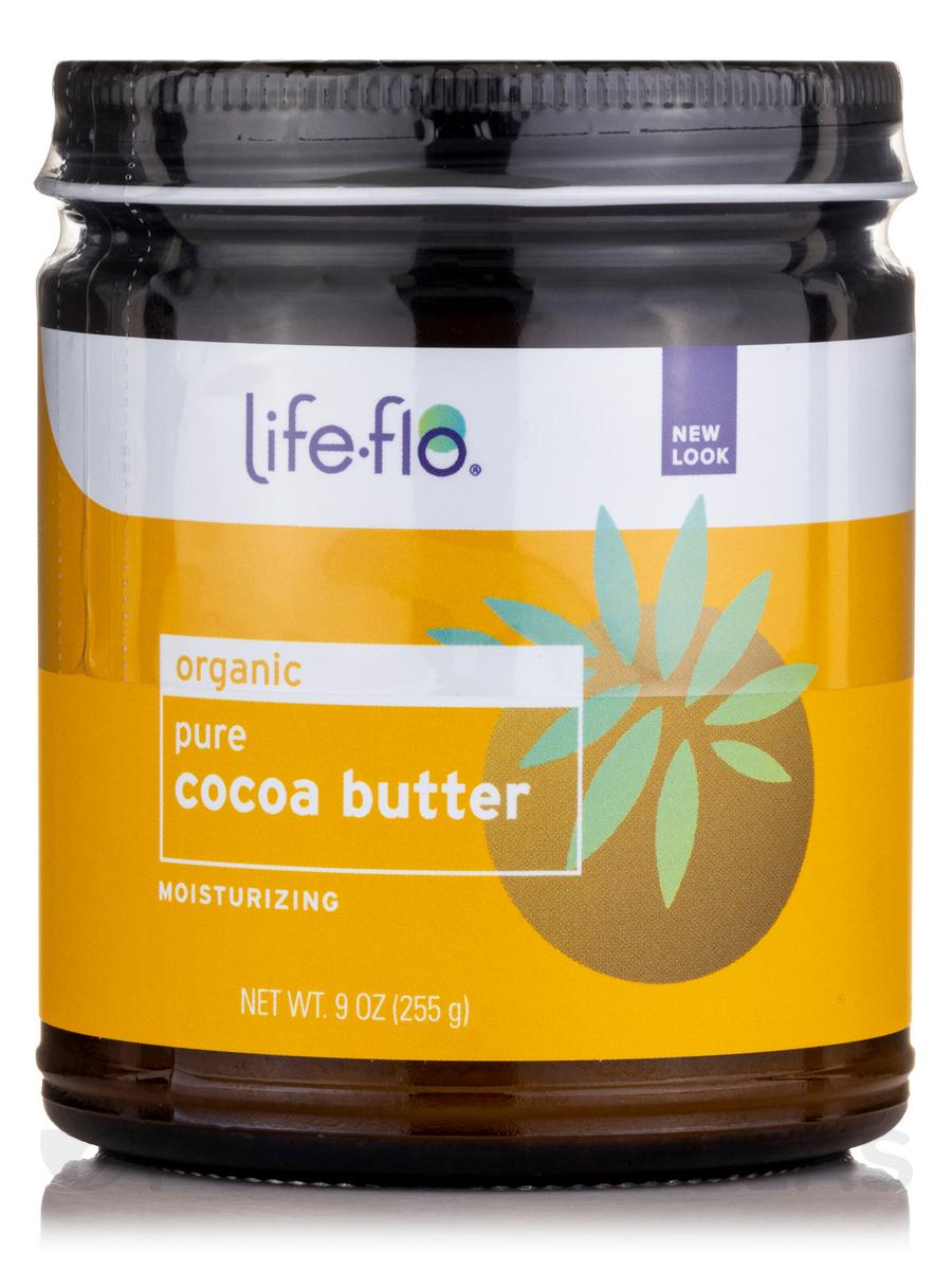 Pure Cocoa Butter Organic