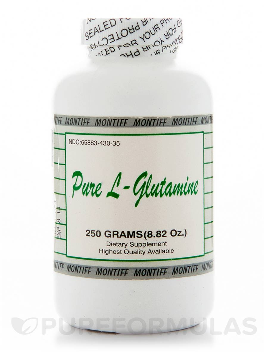 Pure L-Glutamine Powder - 8.82 oz (250 Grams)
