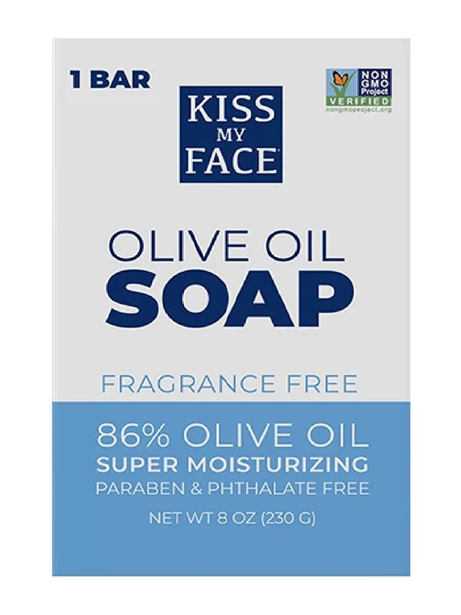 Pure Olive Oil Soap Bar - 8 oz (230 Grams)