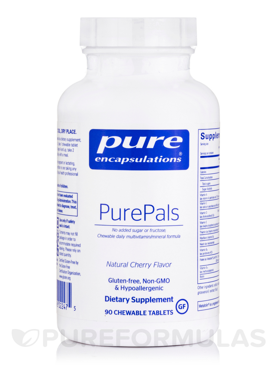 PurePals - 90 Chewable Tablets
