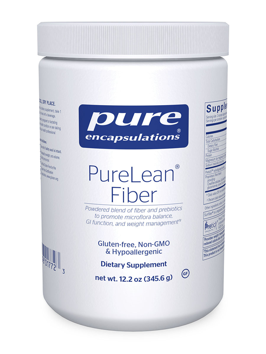 PureLean® Fiber Powder - 12.2 oz (345.6 Grams)