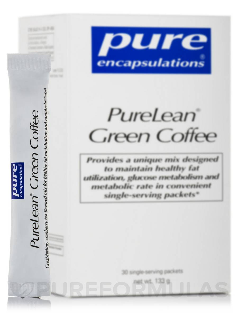 PureLean Green Coffee - 30 Packets