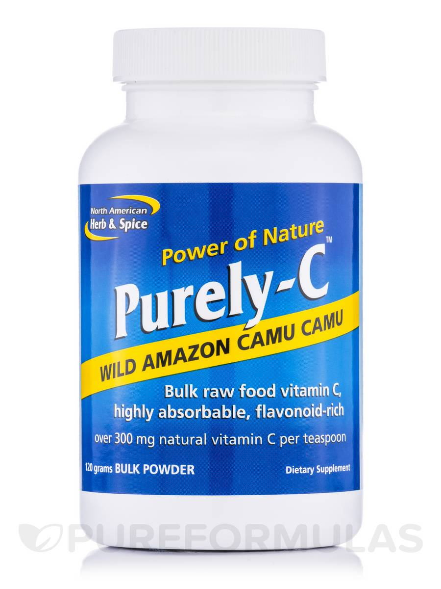 Purely-C™ (Powder) - 120 Grams