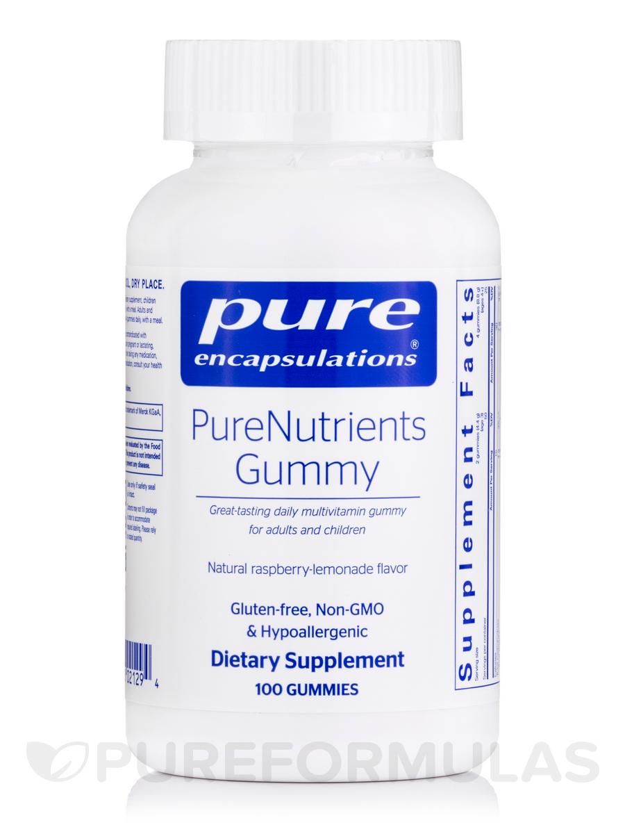 PureNutrients Gummy Multivitamin - 100 Gummies
