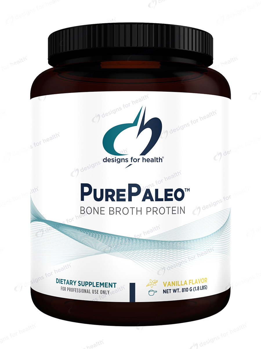 PurePaleo™ Protein Powder (Vanilla) - 1.8 lbs (810 Grams)
