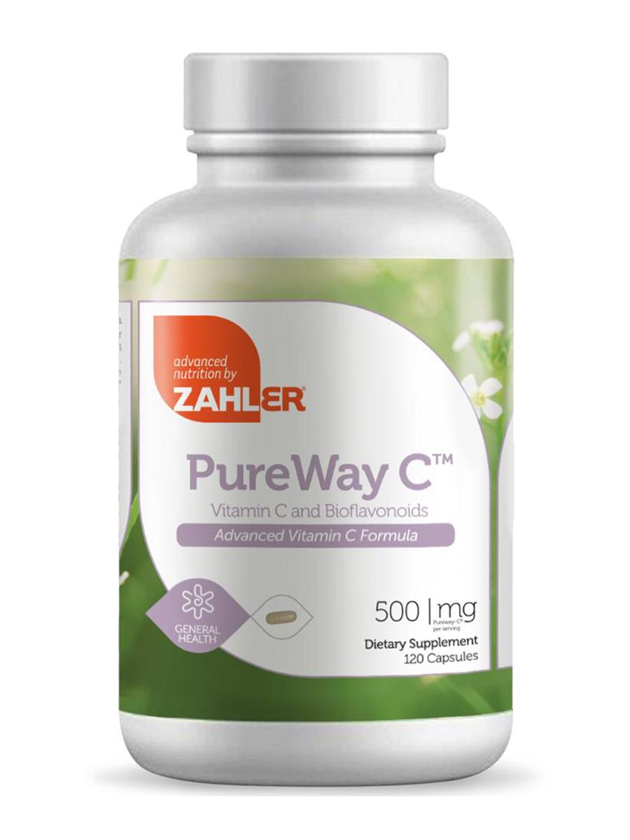 PureWay-C™ 500+ mg - 120 Capsules