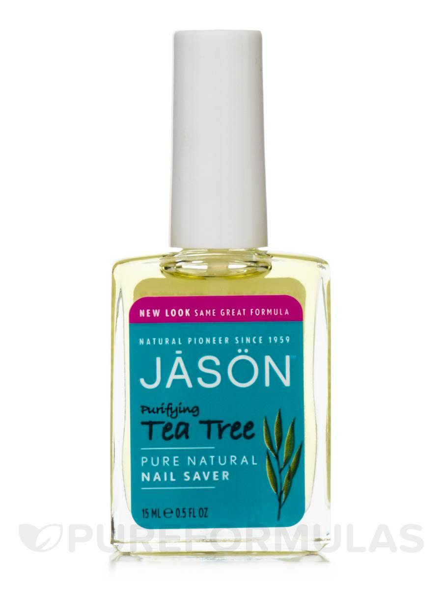 Purifying Tea Tree Nail Saver - 0.5 fl. oz (15 ml)