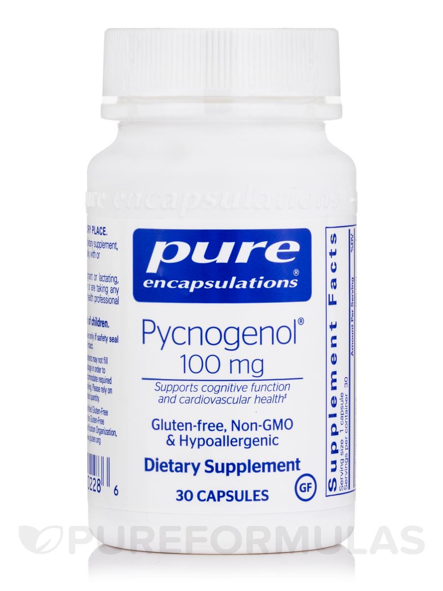 Pycnogenol® 100 mg - 30 Capsules