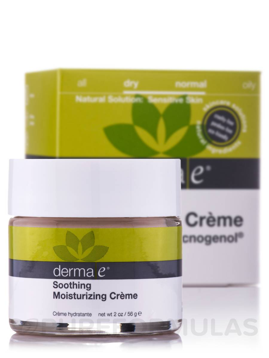 Soothing Moisturizing Creme with Pycnogenol - 2 oz (56 Grams)