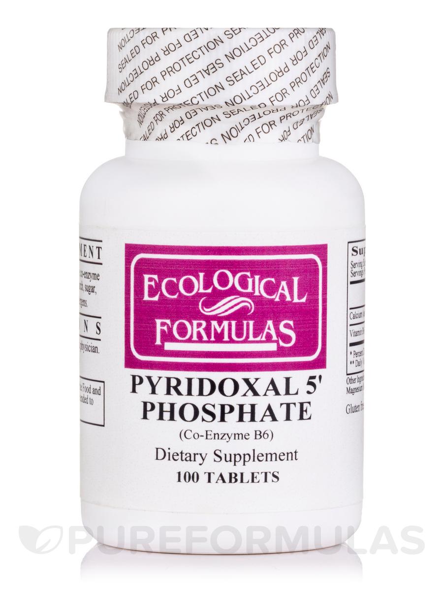 Pyridoxal 5' Phosphate - 100 Tablets
