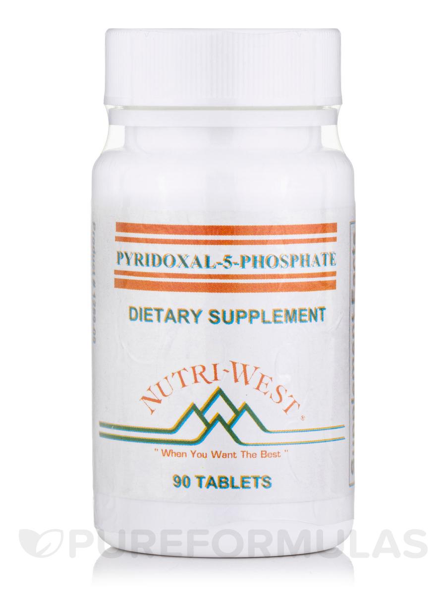 Pyridoxal-5-Phosphate - 90 Tablets