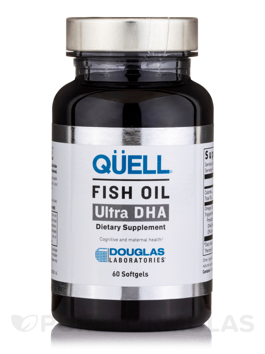 Quell fish oil ultra dha 60 softgels for High dha fish oil