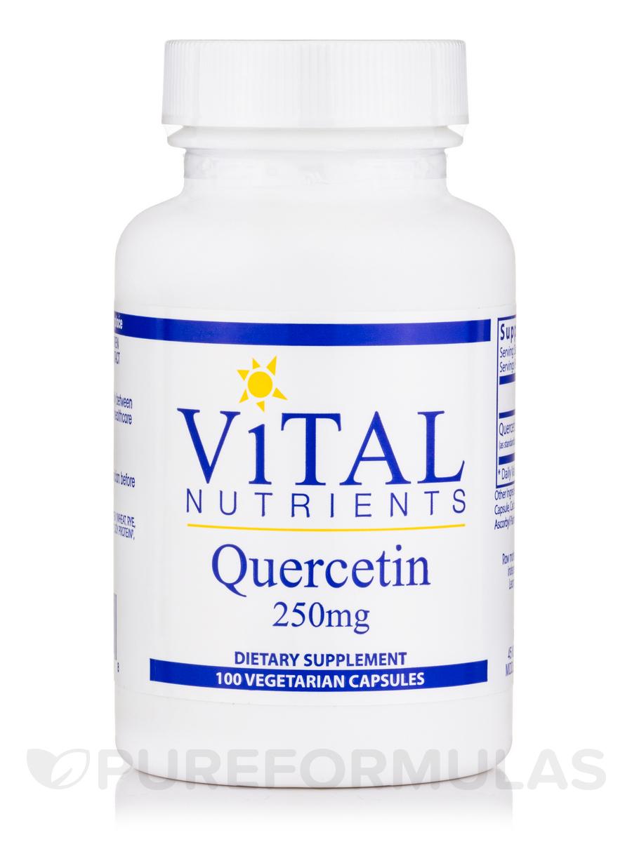 Quercetin 250 mg - 100 Capsules