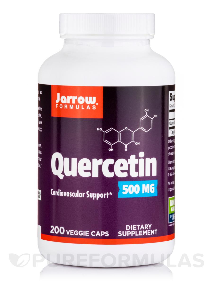 Quercetin 500 mg - 200 Capsules