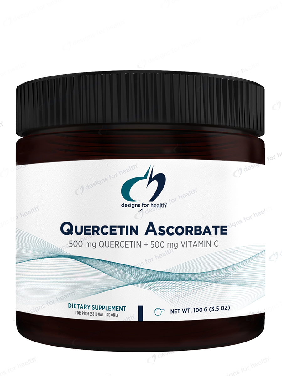 Quercetin Ascorbate Powder - 3.5 oz (100 Grams)