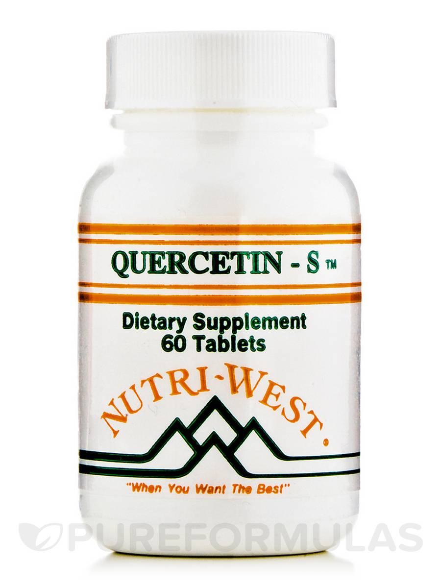Quercetin-S - 60 Tablets