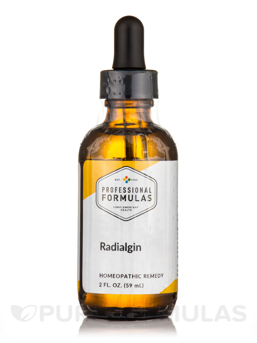 Radialgin - 2 fl. oz (60 ml)