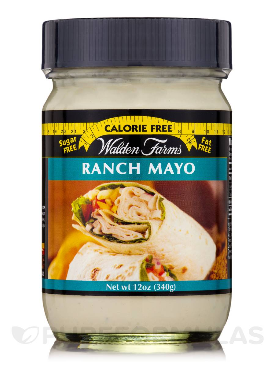 Ranch MAYO Jar - 12 oz (340 Grams)