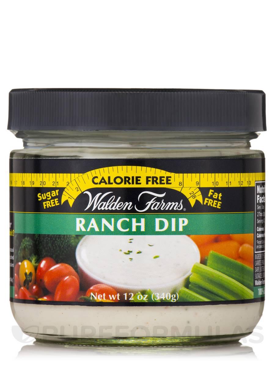 Ranch Veggie & Chip Dips Jar - 12 oz (340 Grams)
