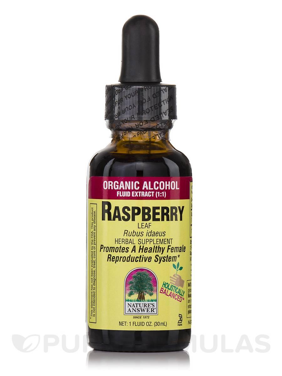 Raspberry Leaf Extract - 1 fl. oz (30 ml)