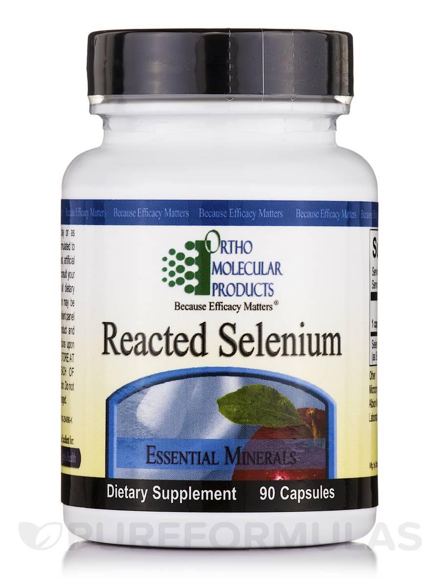 Reacted Selenium - 90 Capsules