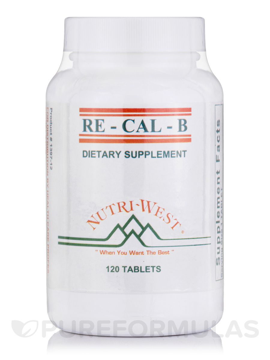 Re-Cal-B - 120 Tablets