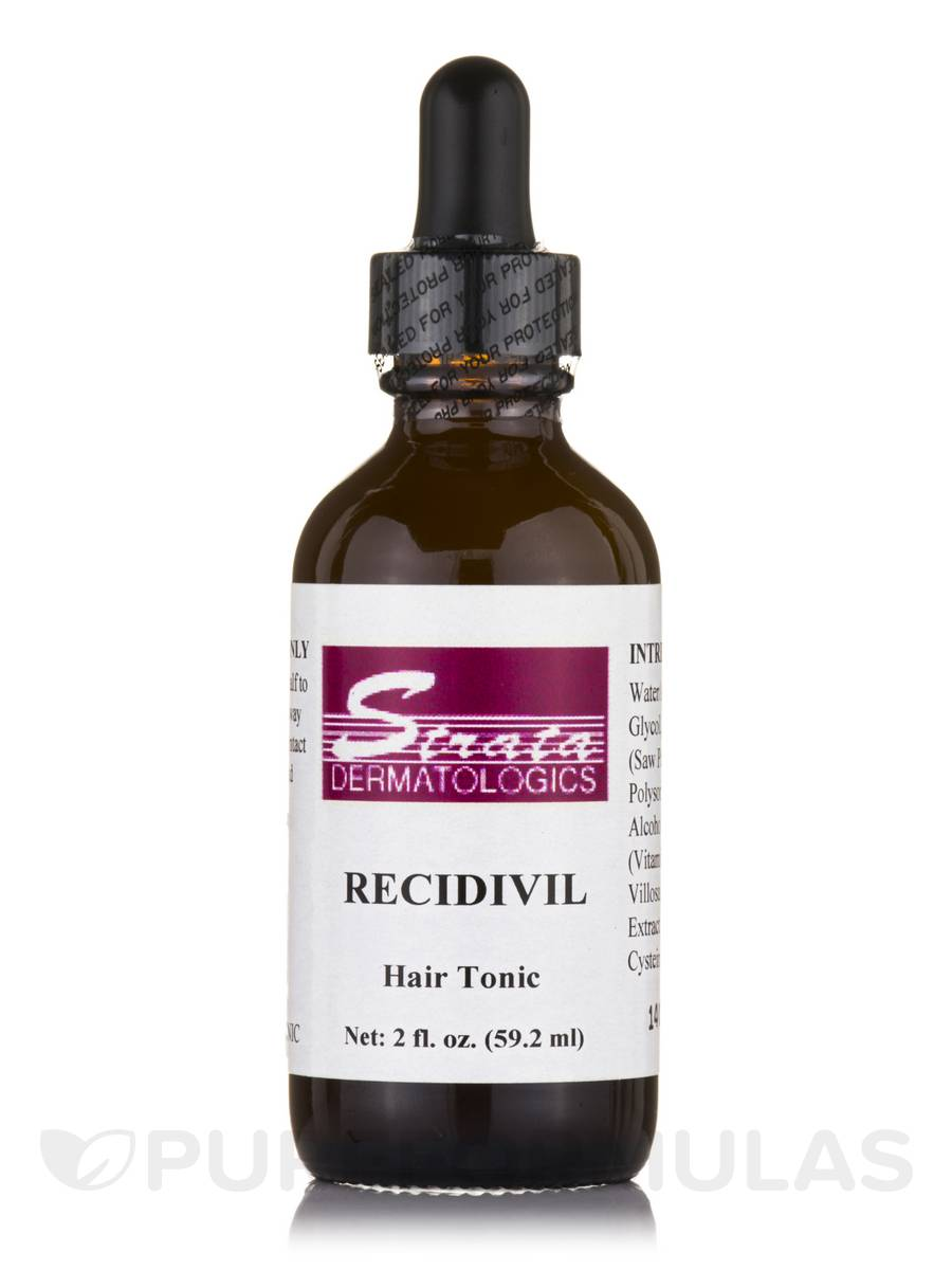 Recidivil Hair Tonic - 2 fl. oz (59.2 ml)