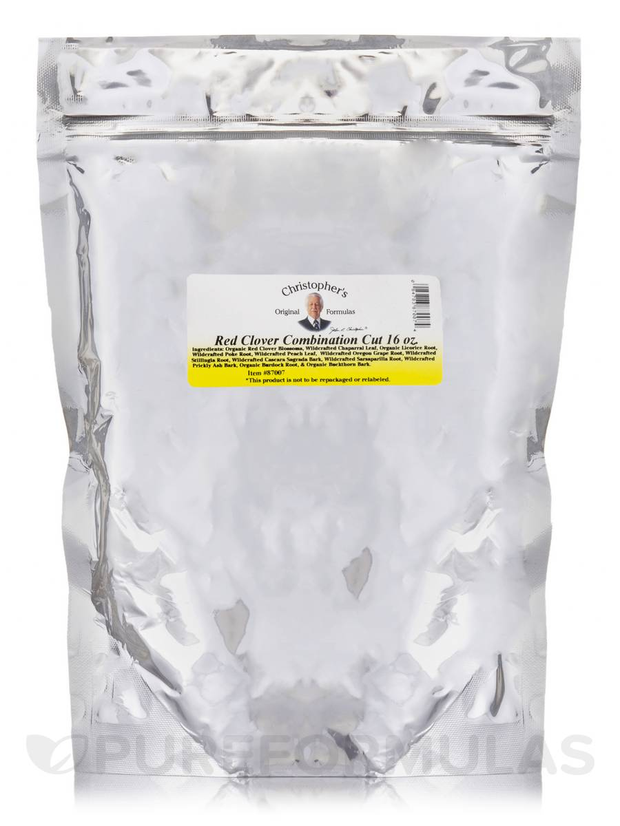 Red Clover Combination Cut - 16 oz