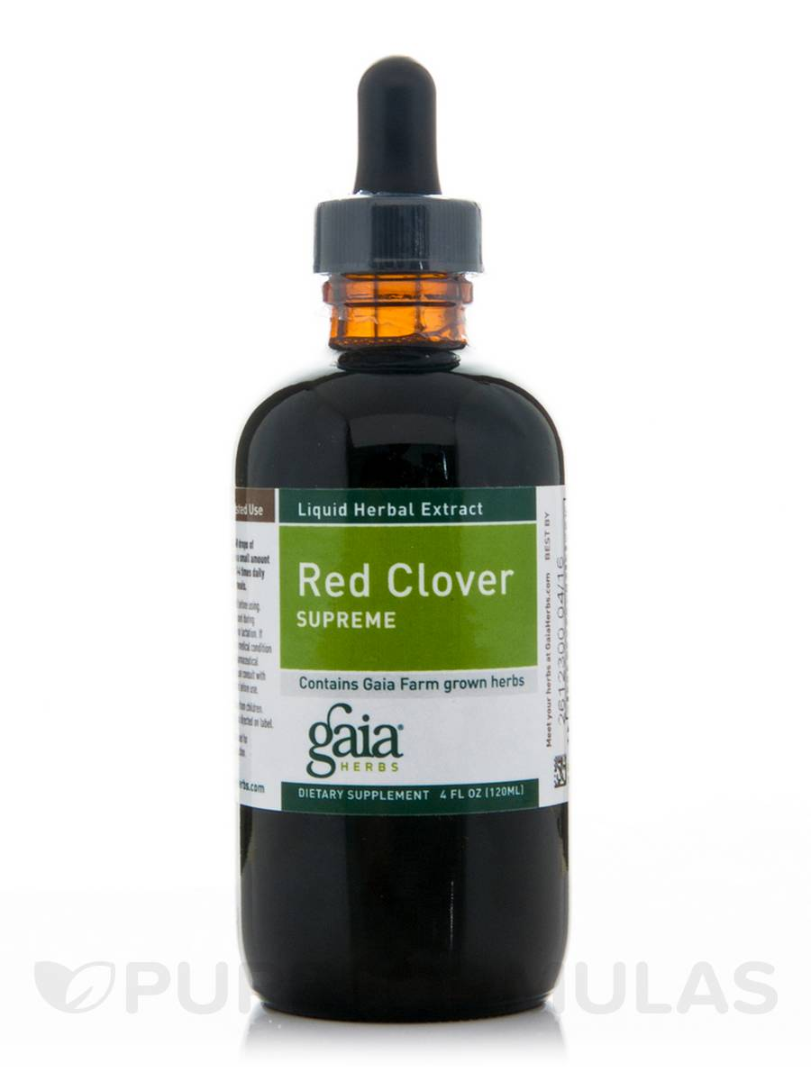 Red Clover Supreme - 4 fl. oz (120 ml)