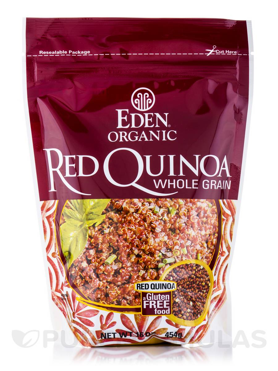 Red Quinoa - 16 oz (454 Grams)