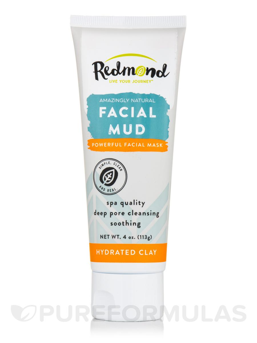 Facial Mud - Hydrated Clay - 4 oz (113 Grams)