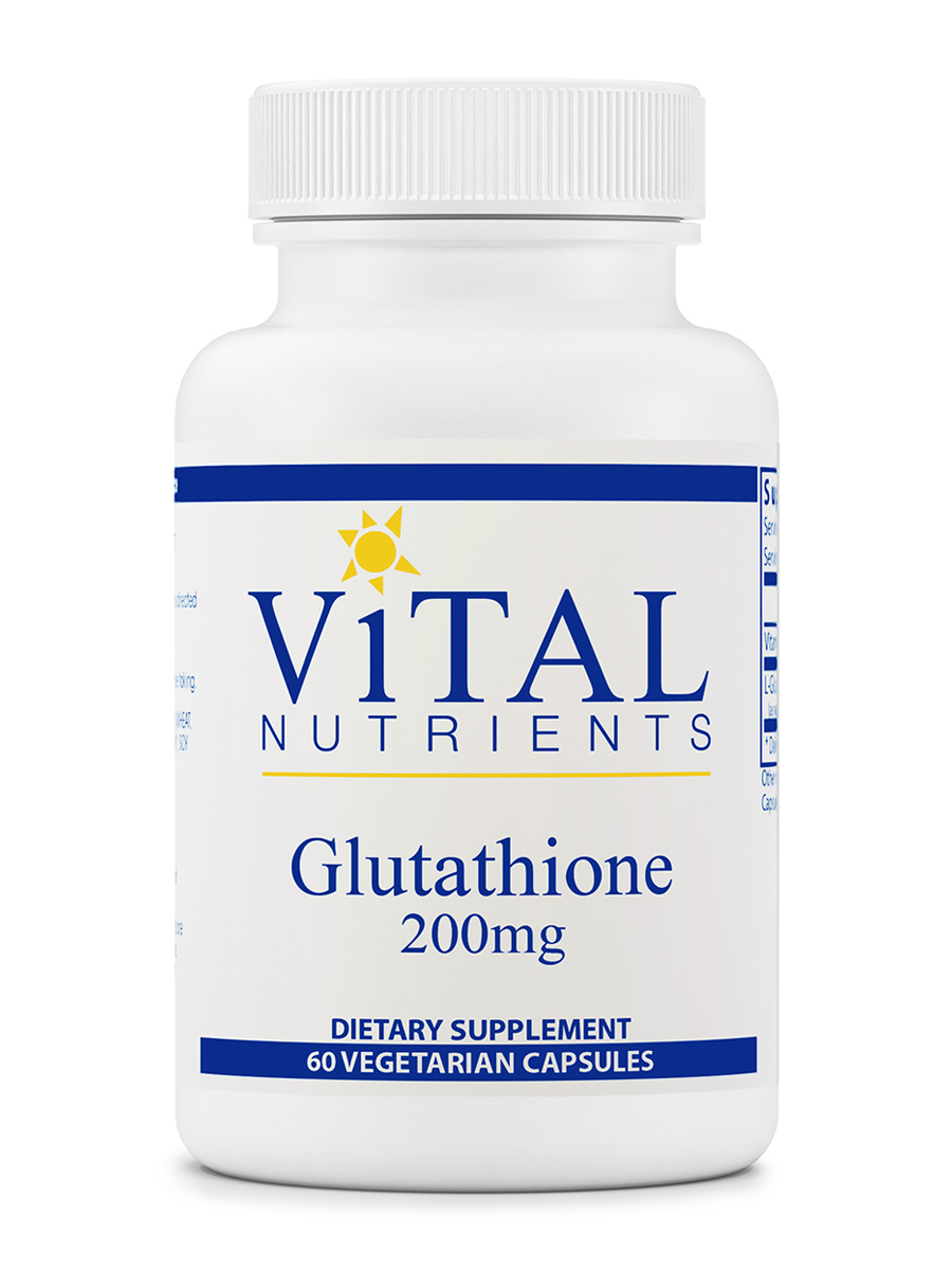 Glutathione (Reduced) 100 mg - 60 Capsules