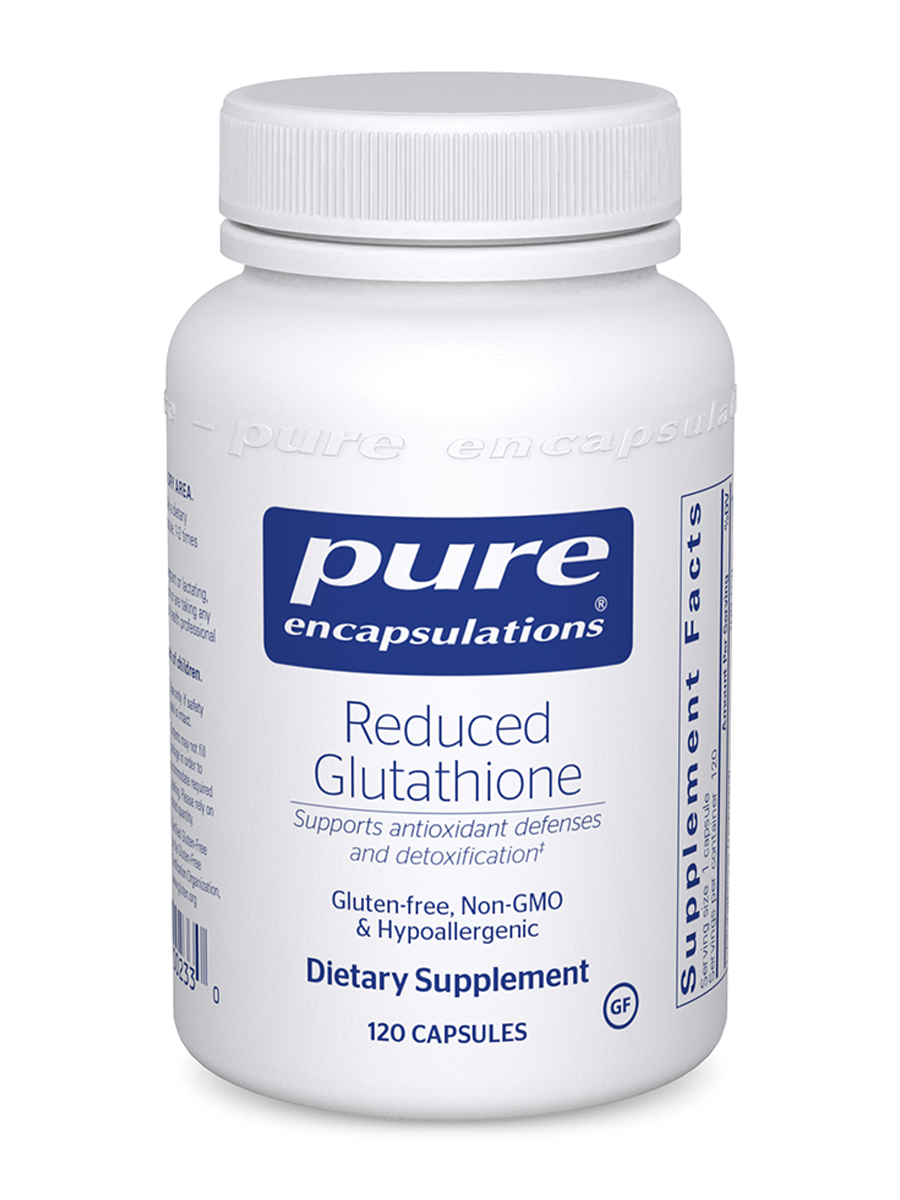 Reduced Glutathione - 120 Capsules