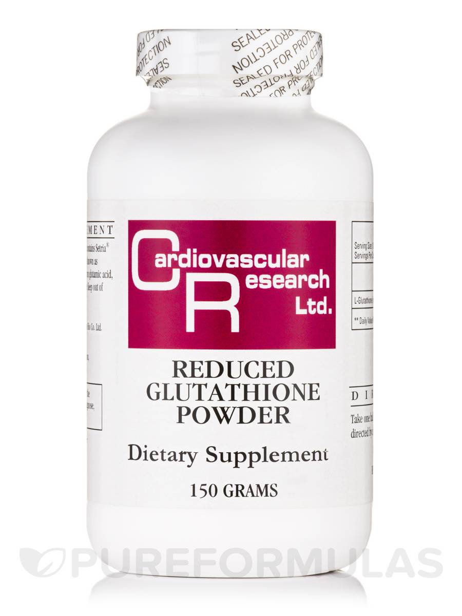 Reduced Glutathione Powder - 150 Grams