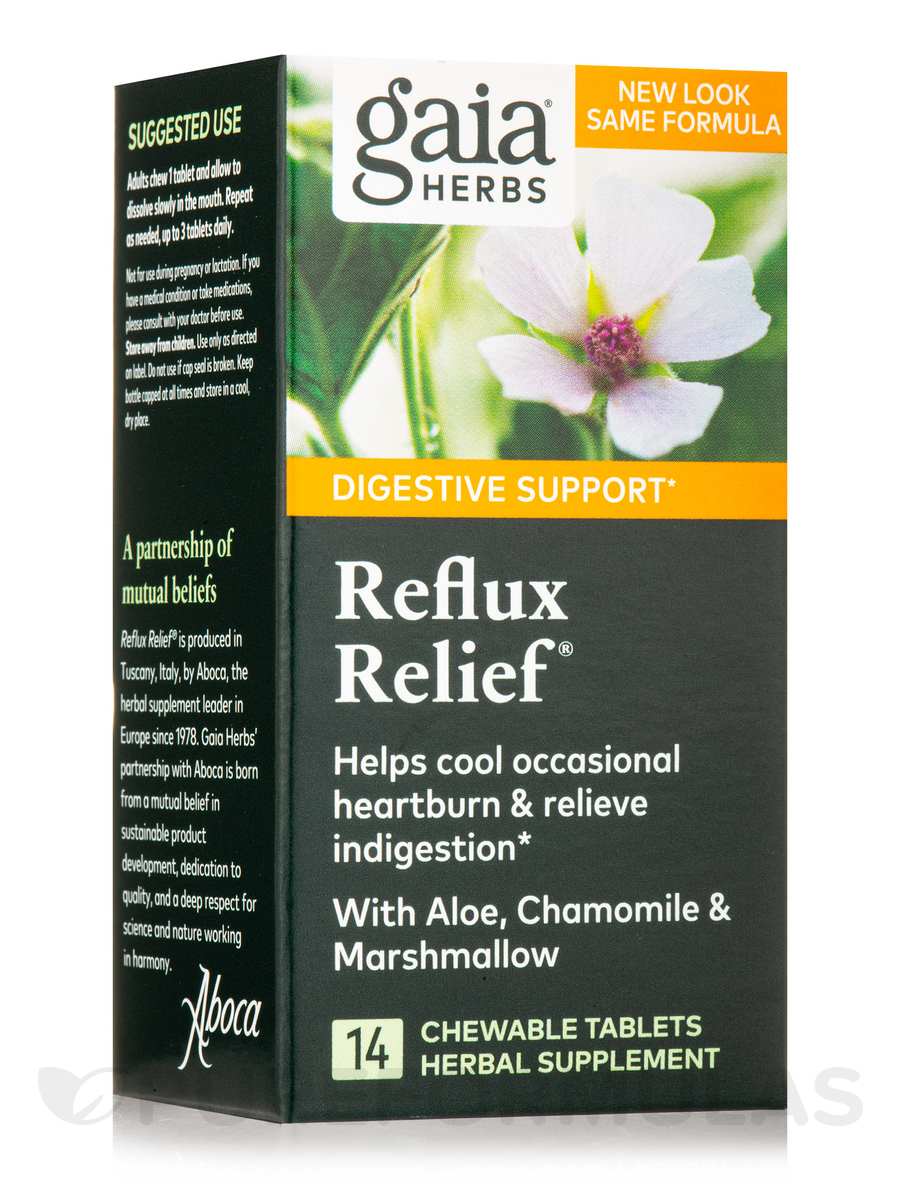 Reflux Relief® - 15 Chewable Tablets