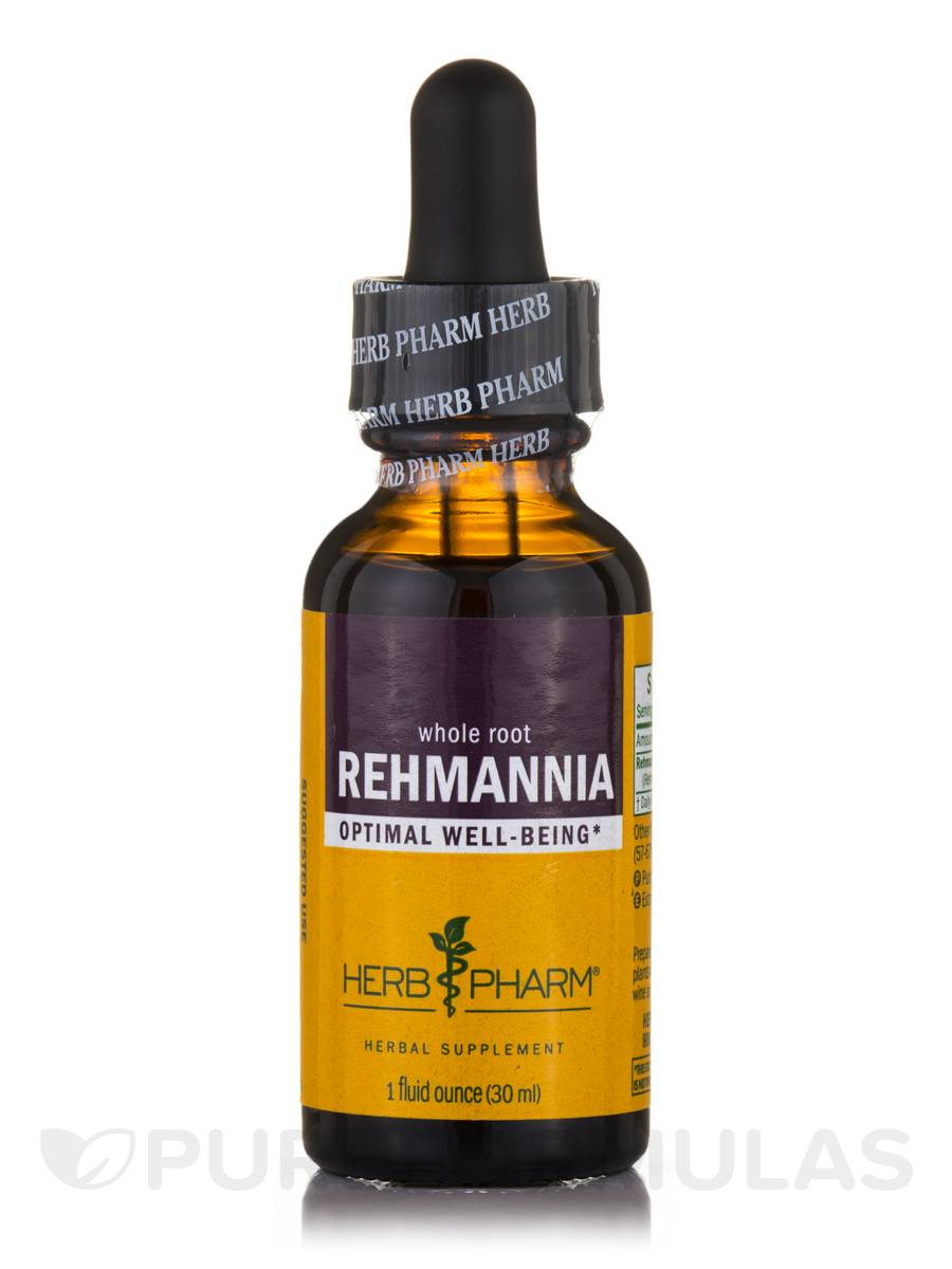Rehmannia - 1 fl. oz (30 ml)