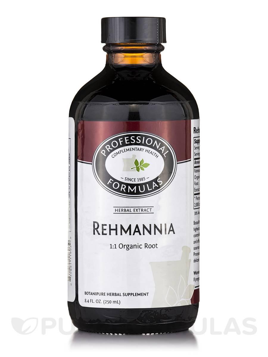 Rehmannia (Rehmannia glutinosa) - 8.4 fl. oz (250 ml)