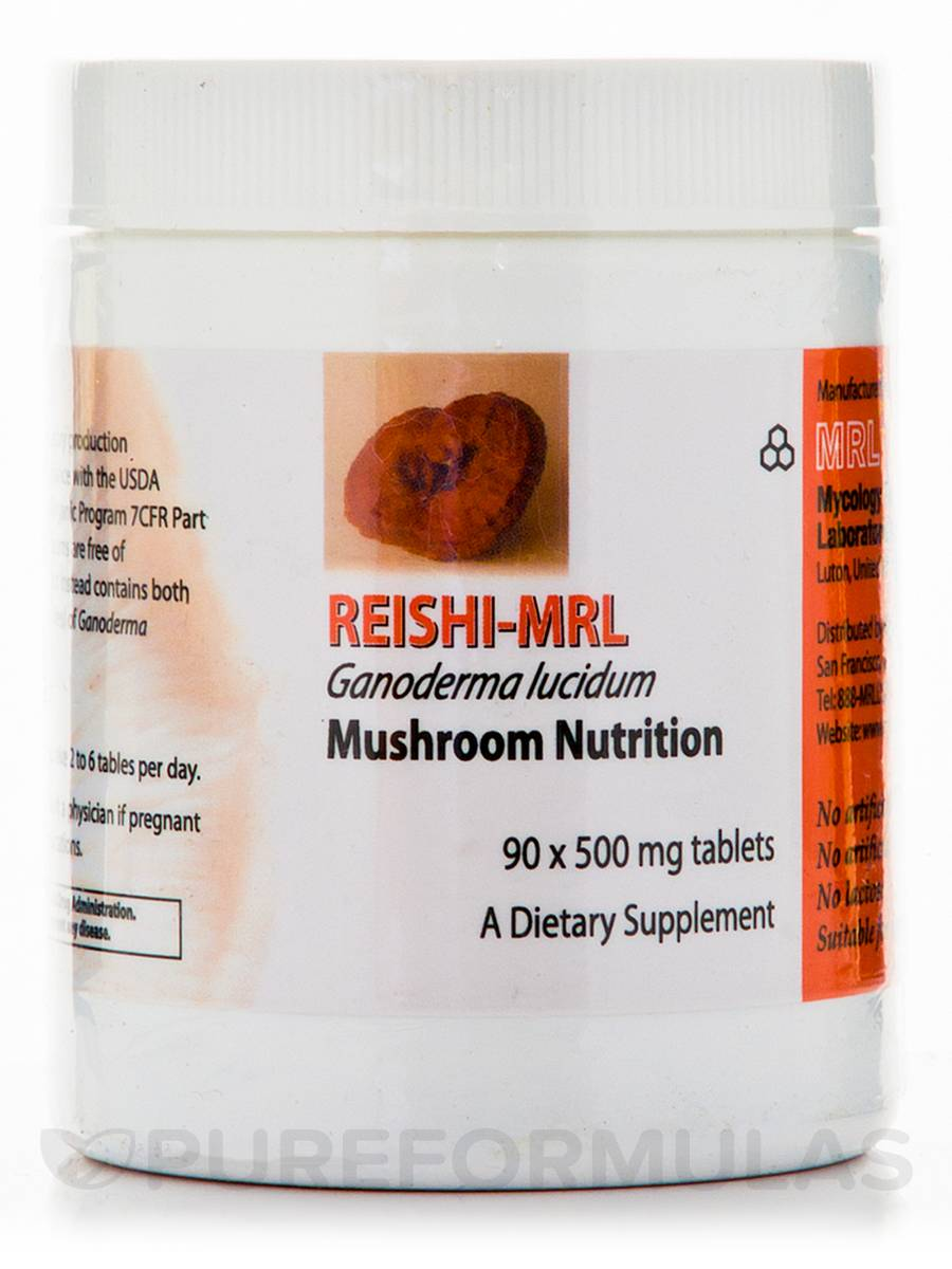Reishi-MRL 500 mg - 90 Tablets