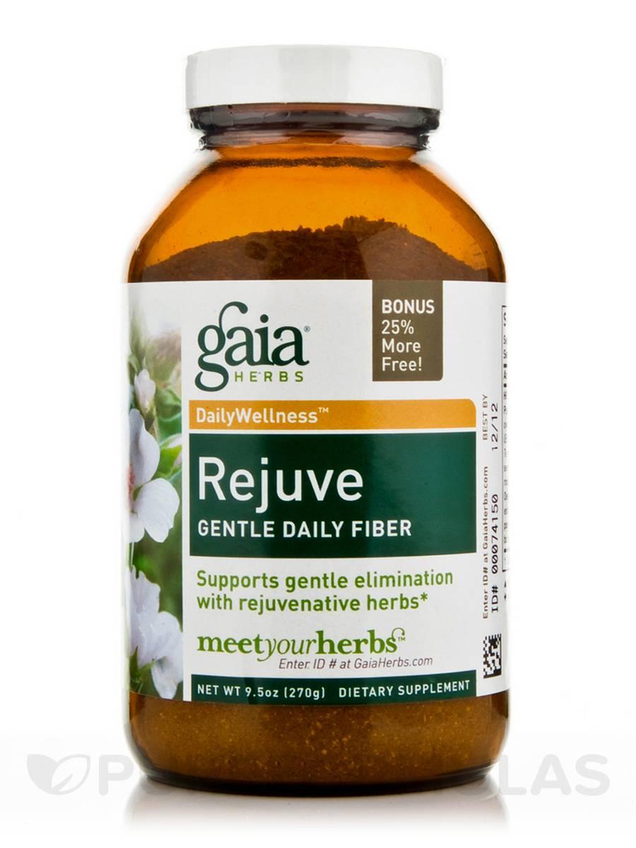 Rejuve Gentle Daily Fiber - 9.5 oz (270 Grams)